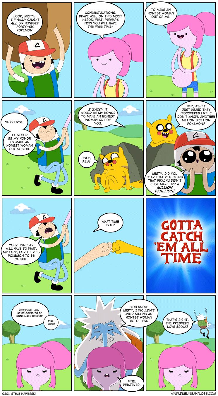 Adventure Time Sex Games