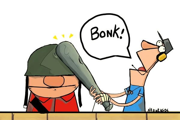 Scout Cartoon Bonk Team Fortress 2 Sound Mods