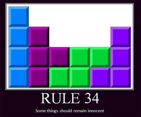 Rule 34 of the internet